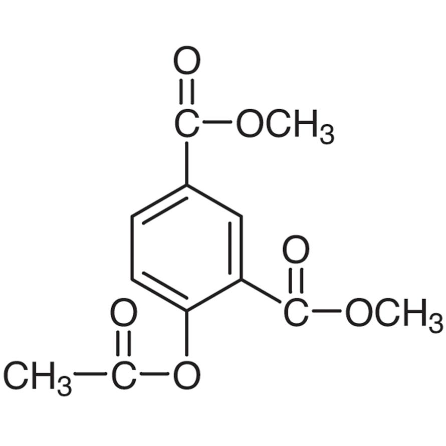 Dimethyl 4-Acetoxyisophthalate