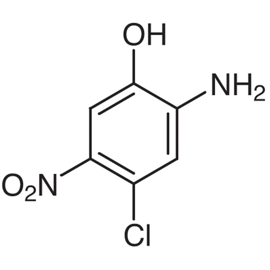 2-Amino-4-chloro-5-nitrophenol