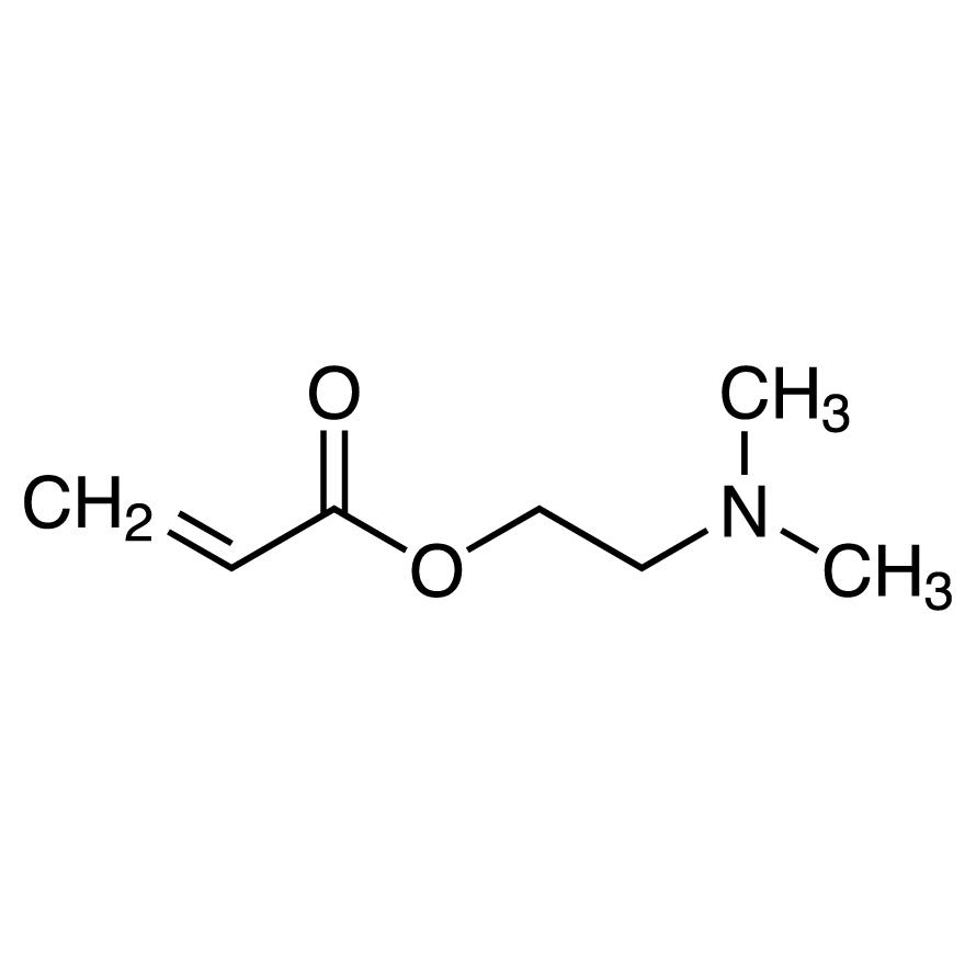2-(Dimethylamino)ethyl Acrylate (stabilized with MEHQ)