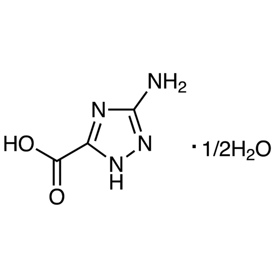 3-Amino-1,2,4-triazole-5-carboxylic Acid Hemihydrate