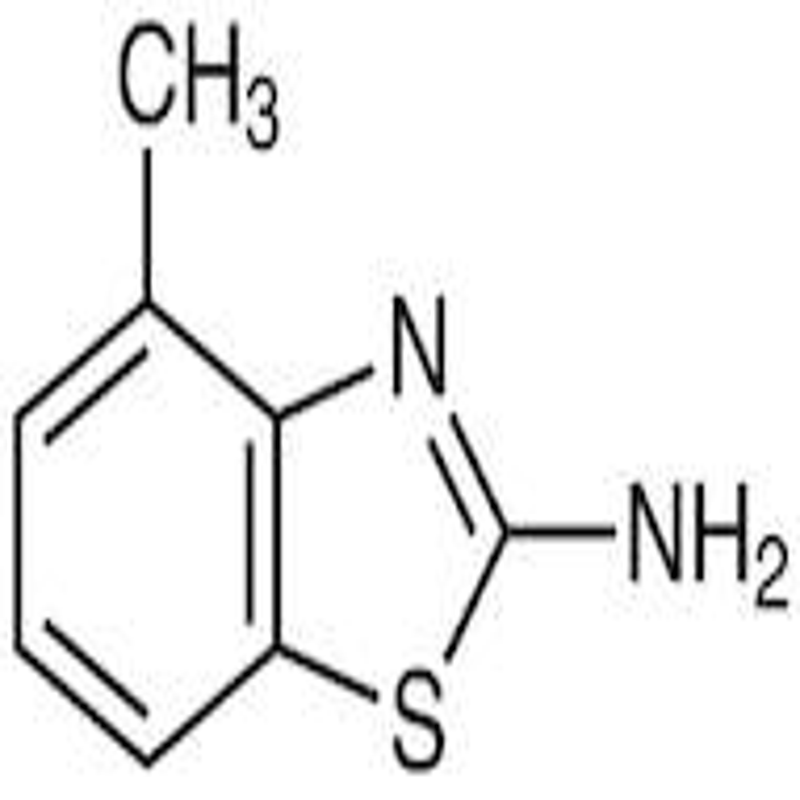 2-Amino-4-methylbenzothiazole