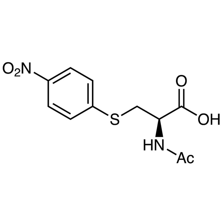N-Acetyl-S-(4-nitrophenyl)-L-cysteine