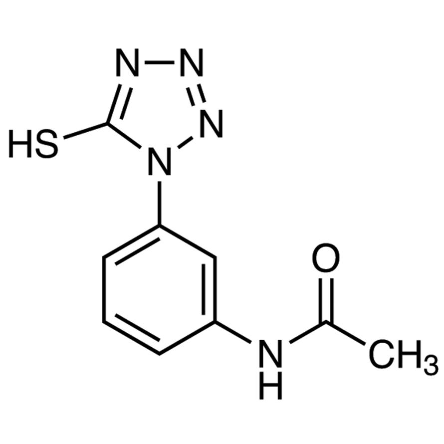 1-(3-Acetamidophenyl)-5-mercaptotetrazole