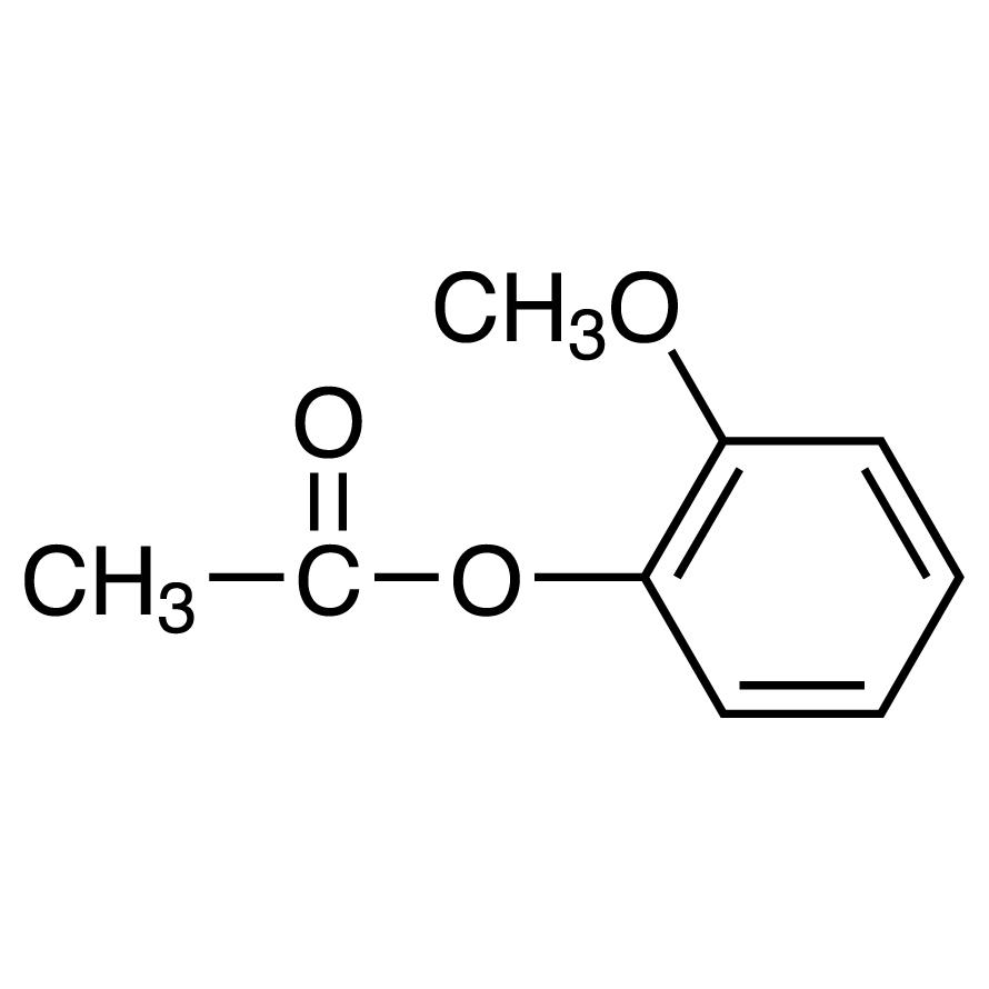 2-Methoxyphenyl Acetate
