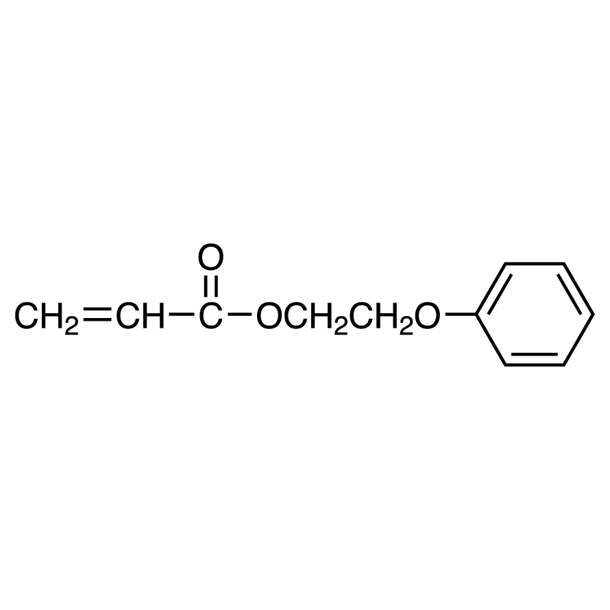 2-Phenoxyethyl Acrylate (stabilized with MEHQ)