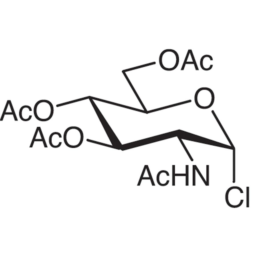 2-Acetamido-3,4,6-tri-O-acetyl-2-deoxy--D-glucopyranosyl Chloride
