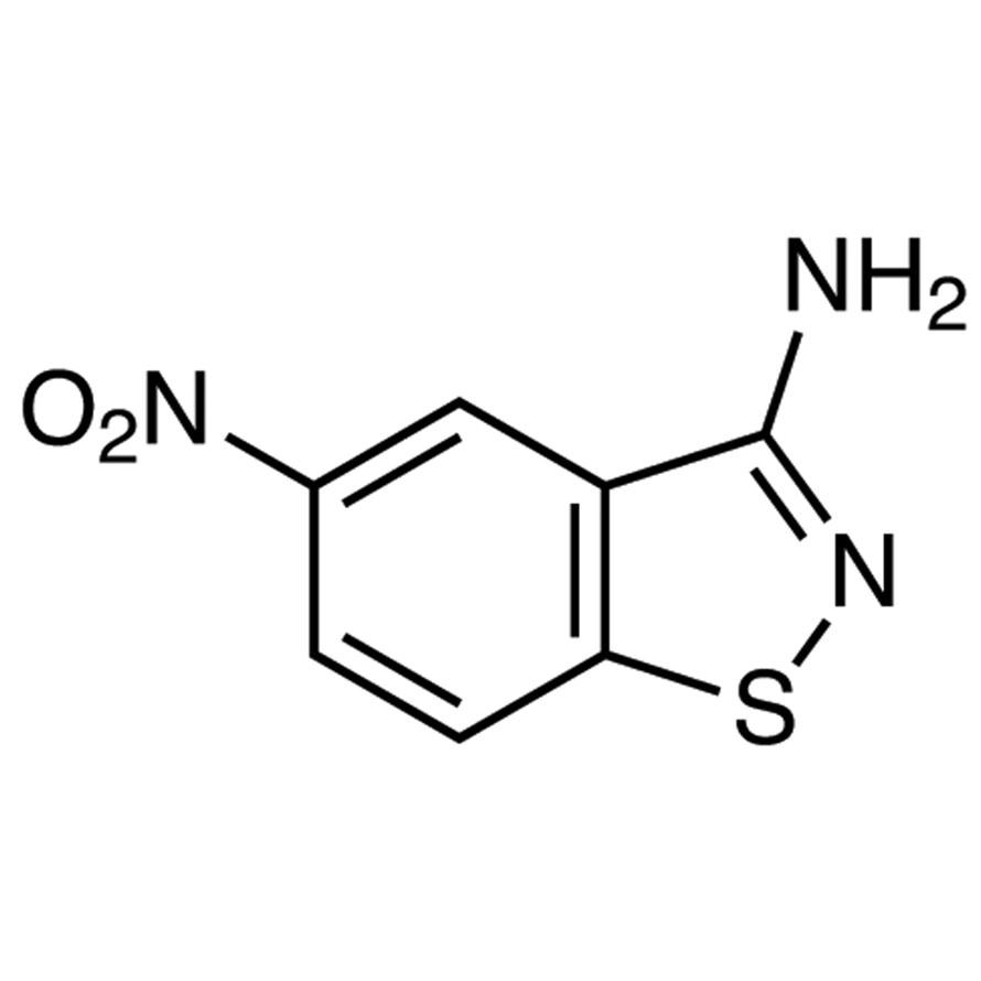 3-Amino-5-nitrobenz[d]isothiazole