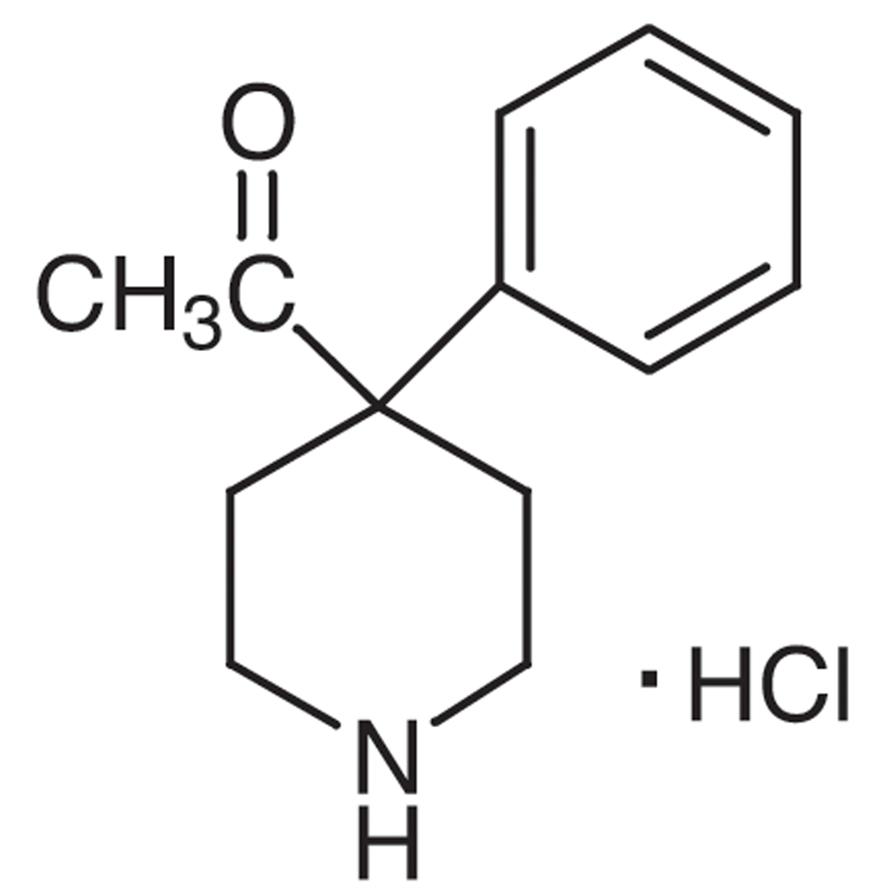 4-Acetyl-4-phenylpiperidine Hydrochloride
