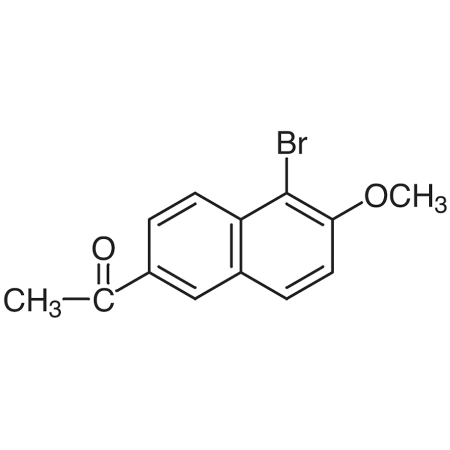 6-Acetyl-1-bromo-2-methoxynaphthalene