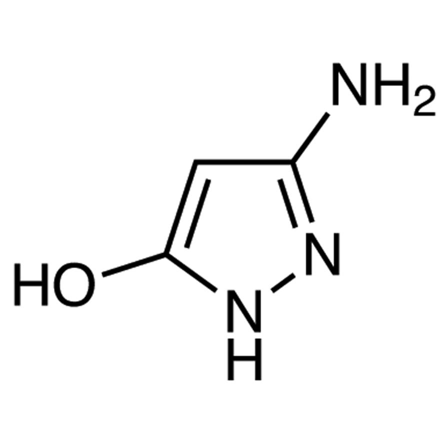 3-Amino-5-hydroxypyrazole