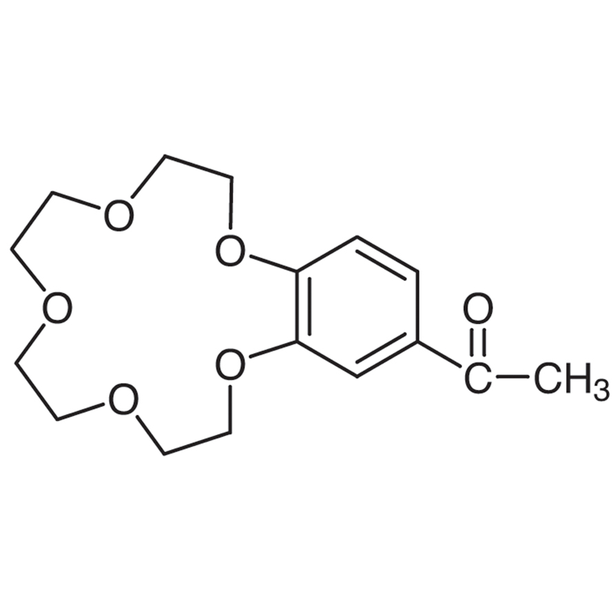 4'-Acetylbenzo-15-crown 5-Ether