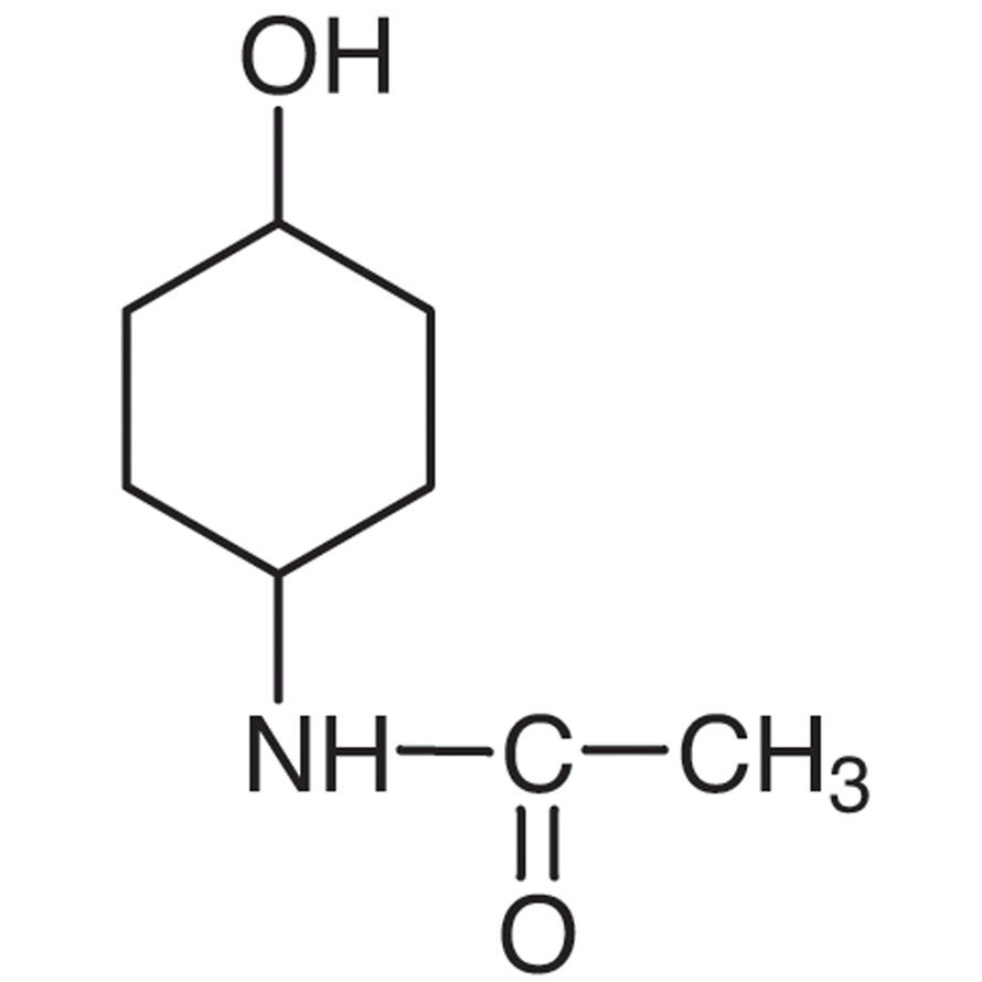 4-Acetamidocyclohexanol (cis- and trans- mixture)