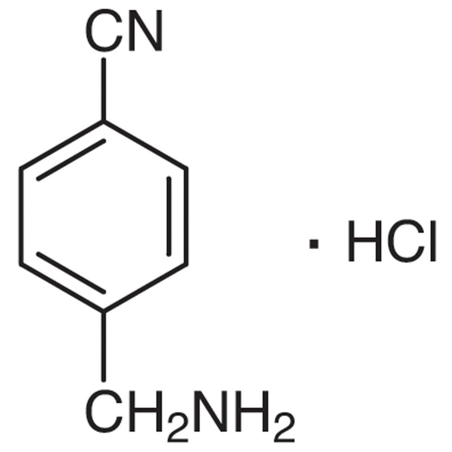 4-(Aminomethyl)benzonitrile Hydrochloride