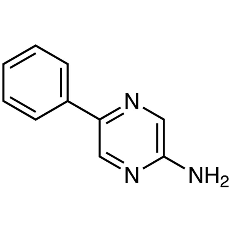 2-Amino-5-phenylpyrazine