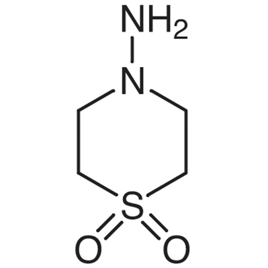 4-Aminothiomorpholine 1,1-Dioxide