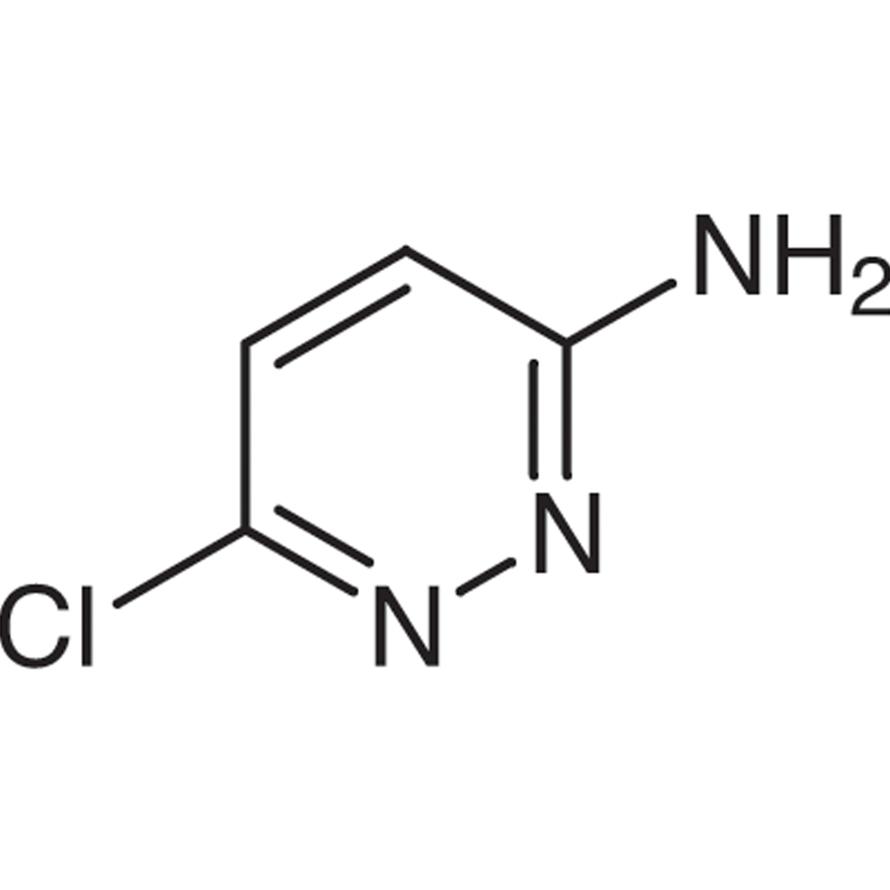 3-Amino-6-chloropyridazine