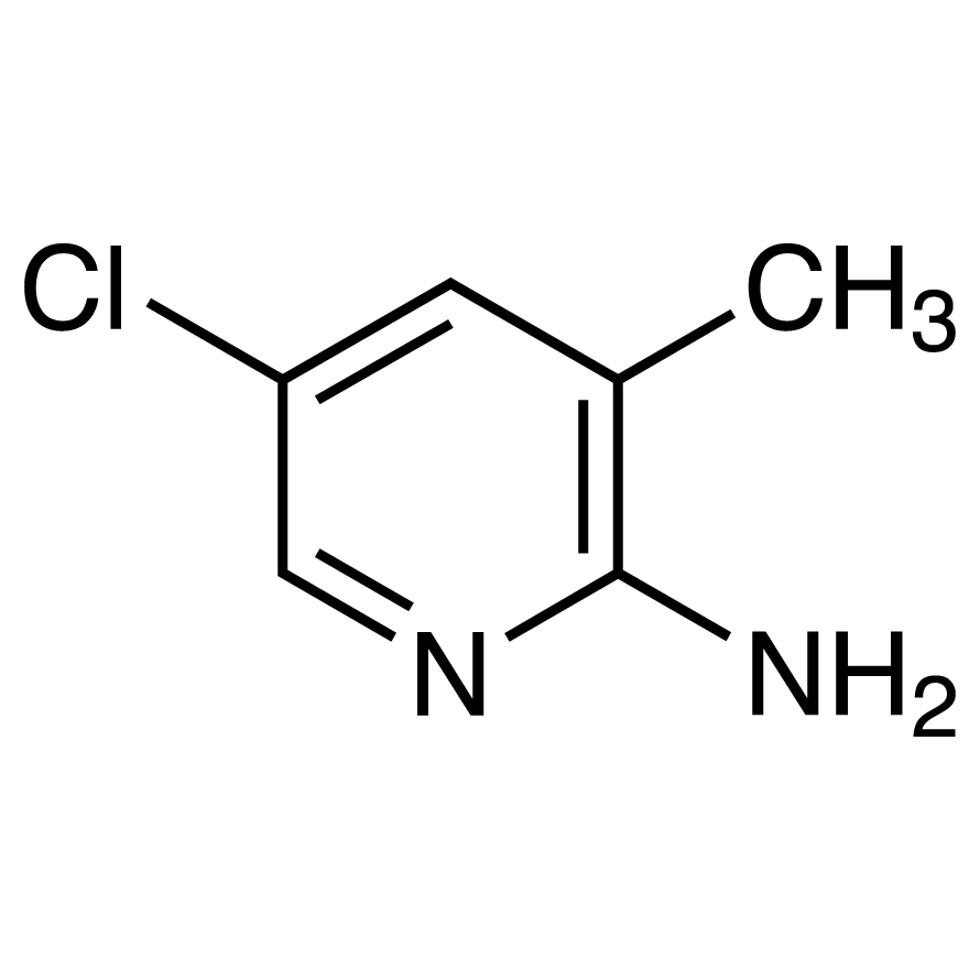 2-Amino-5-chloro-3-methylpyridine