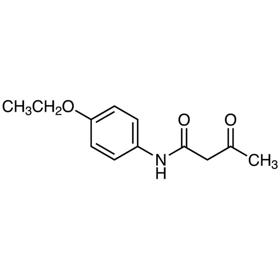 p-Acetoacetophenetidide