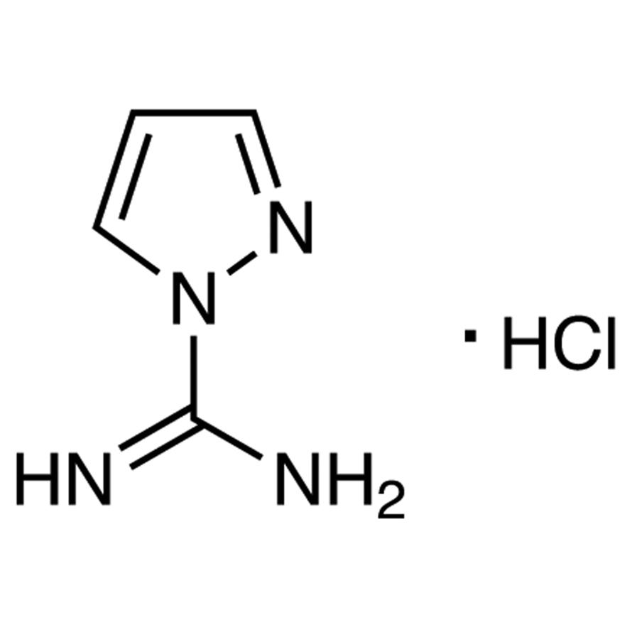1-Amidinopyrazole Hydrochloride