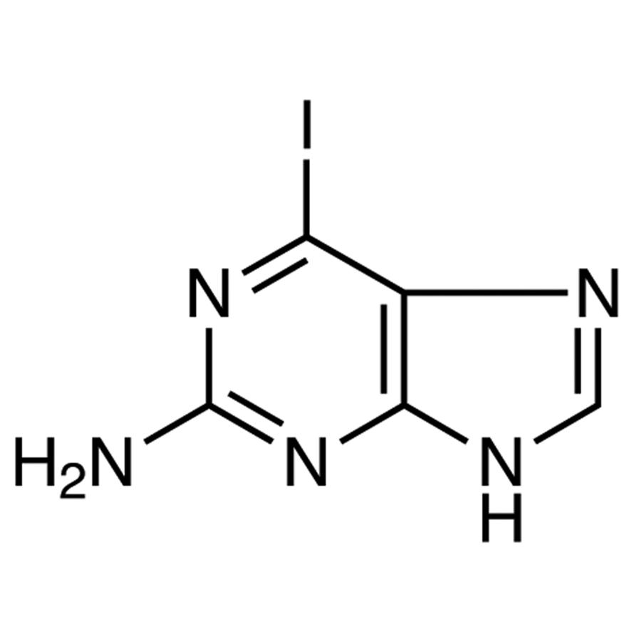 2-Amino-6-iodopurine