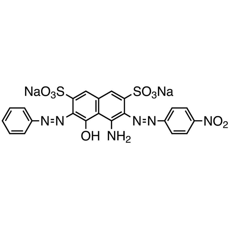 Acid Black 1 [for Electrophoresis]