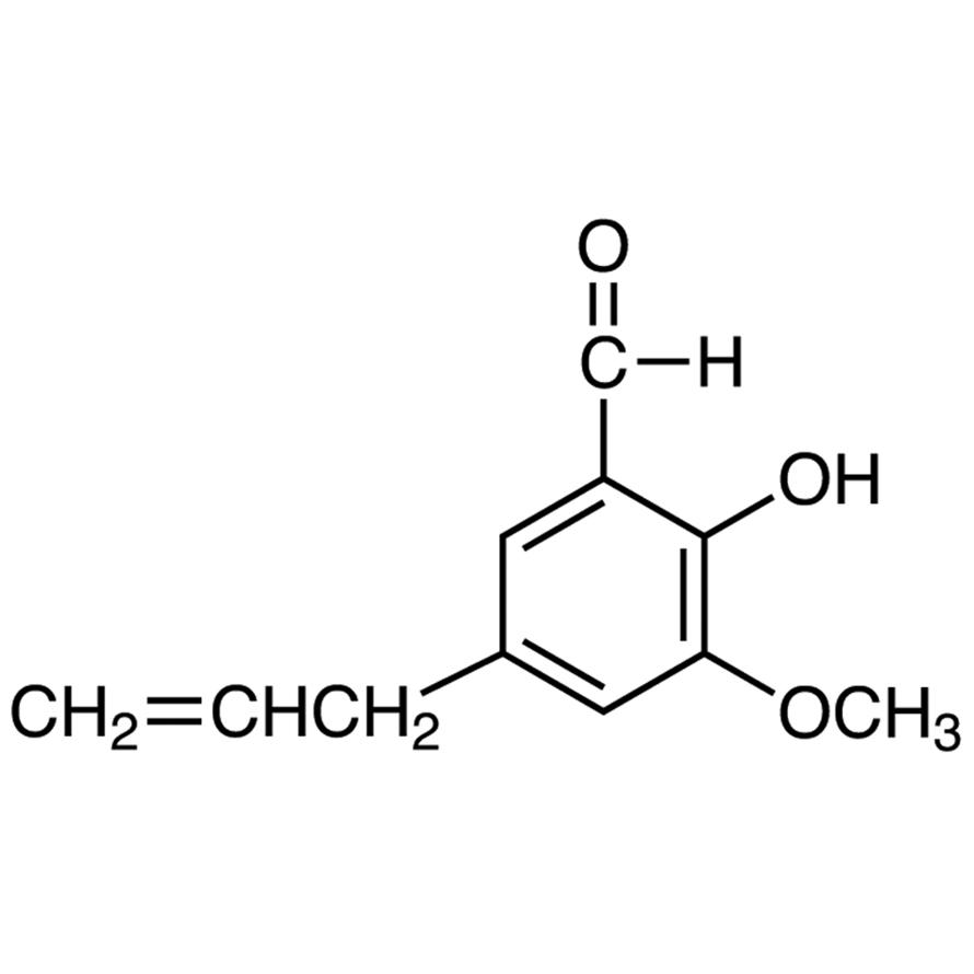5-Allyl-3-methoxysalicylaldehyde