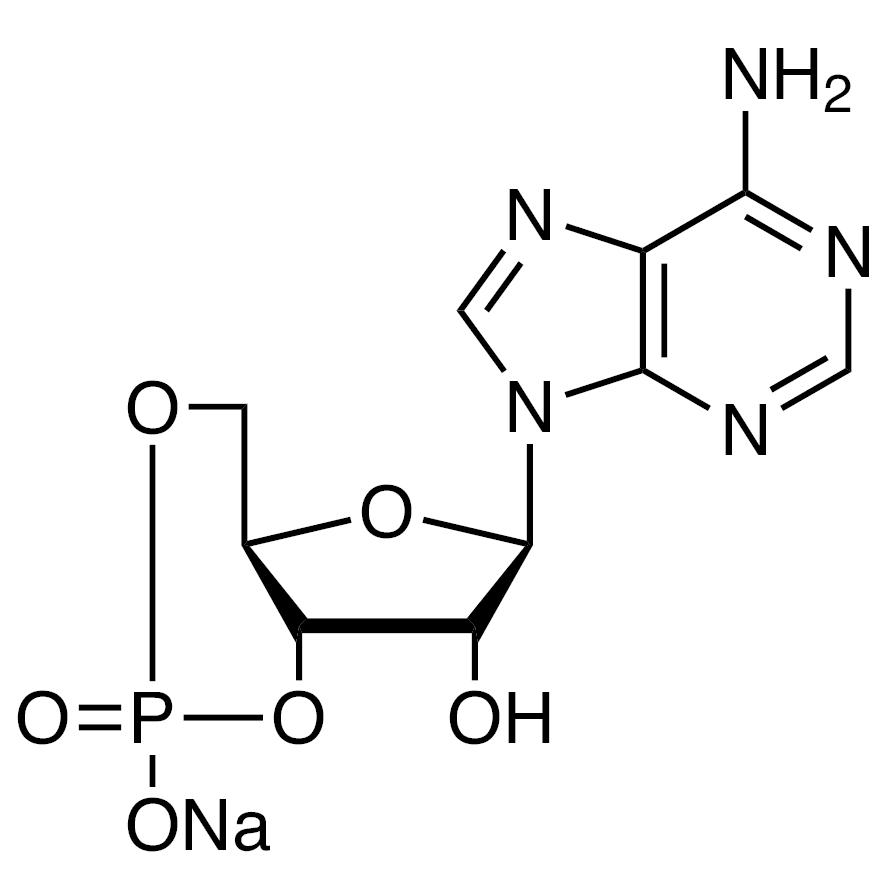 Adenosine 3',5'-Cyclic Monophosphate Sodium Salt