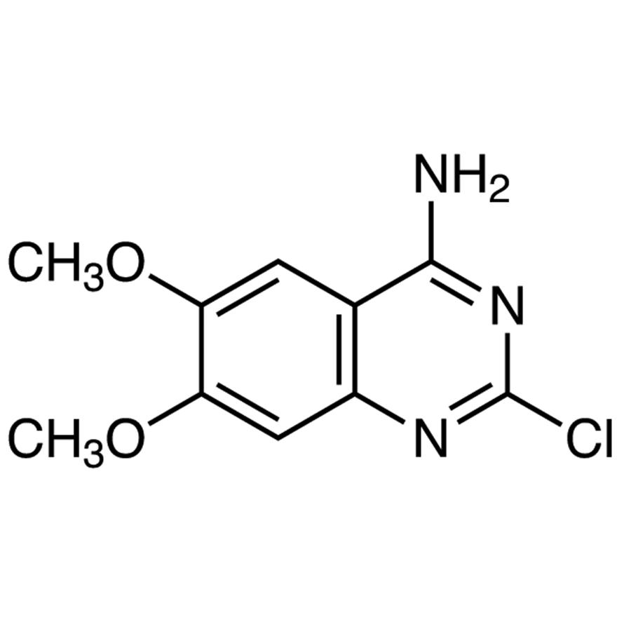 4-Amino-2-chloro-6,7-dimethoxyquinazoline