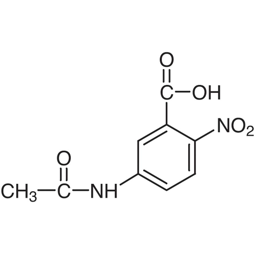 5-Acetamido-2-nitrobenzoic Acid