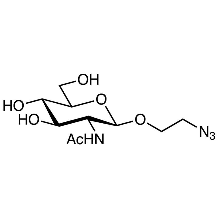 2-Azidoethyl 2-Acetamido-2-deoxy--D-glucopyranoside