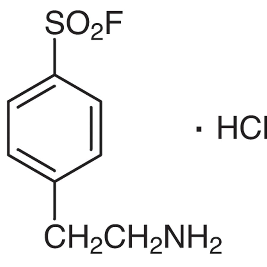 4-(2-Aminoethyl)benzenesulfonyl Fluoride Hydrochloride [for Biochemical Research]