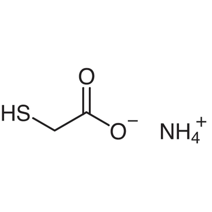 Ammonium Thioglycolate (ca. 60% in Water)