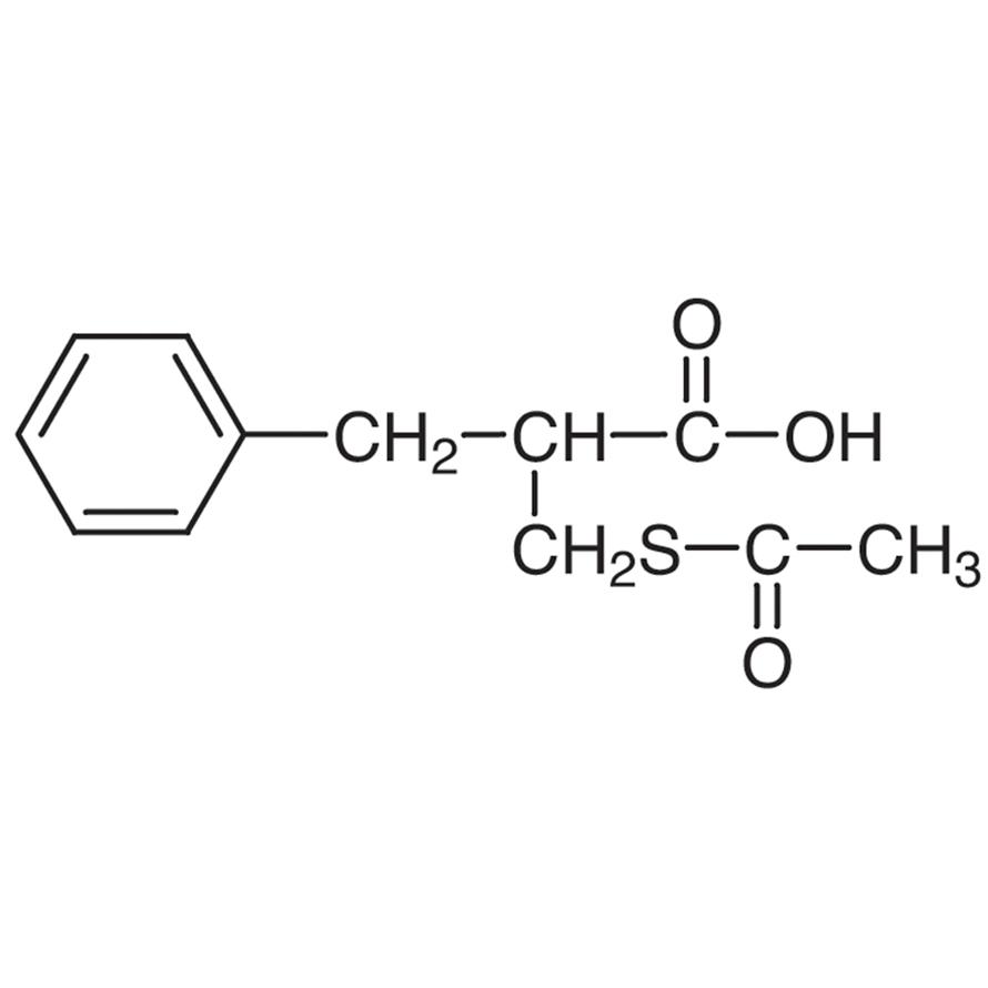 2-[(Acetylthio)methyl]-3-phenylpropionic Acid