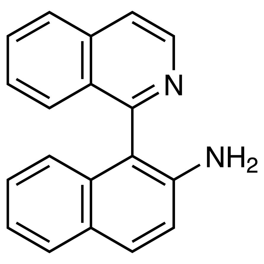 1-(2-Amino-1-naphthyl)isoquinoline