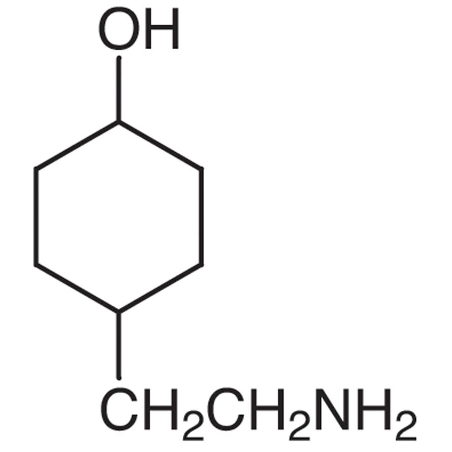 4-(2-Aminoethyl)cyclohexanol (cis- and trans- mixture)