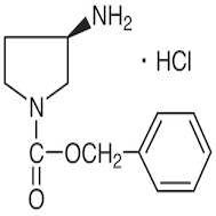 (R)-3-Amino-1-carbobenzoxypyrrolidine Hydrochloride