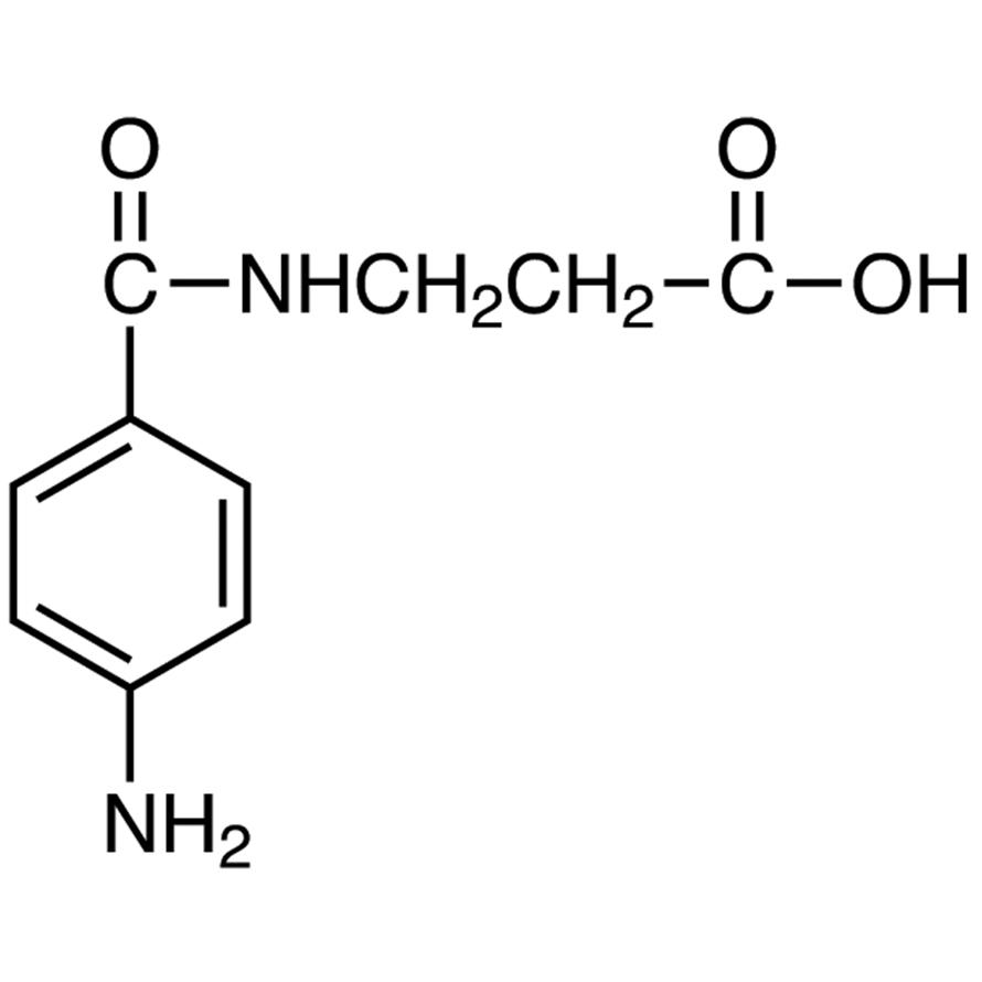 N-(4-Aminobenzoyl)--alanine