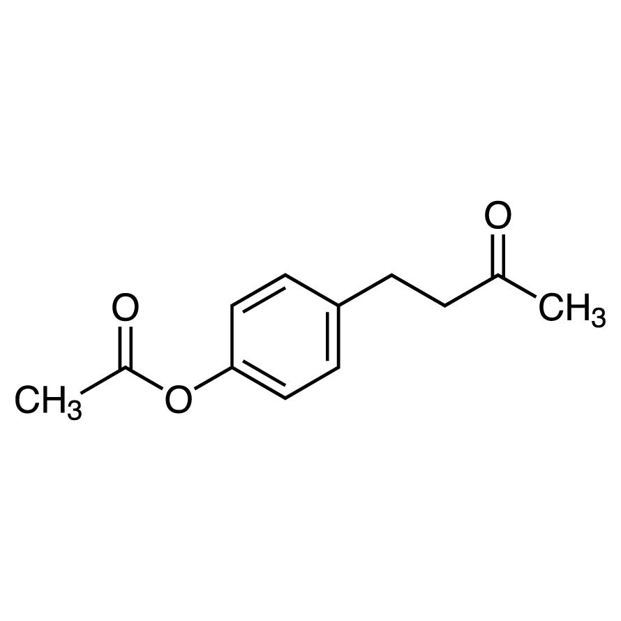 4-(4-Acetoxyphenyl)-2-butanone
