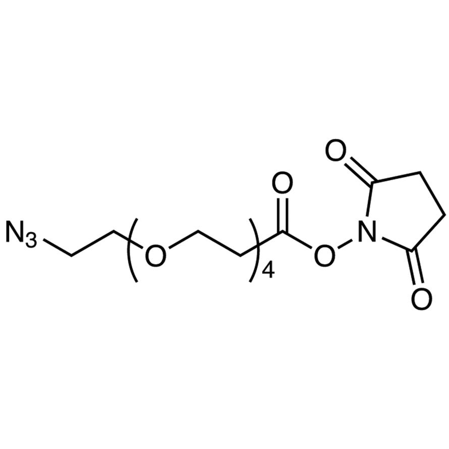 Azido-PEG4-NHS Ester