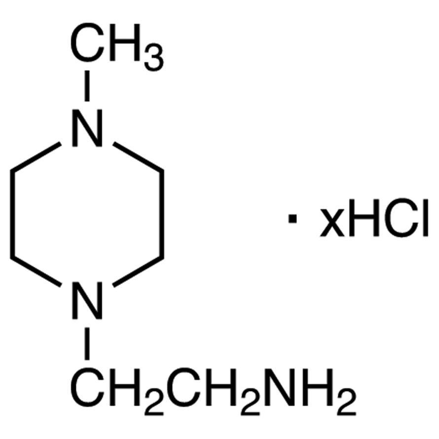 1-(2-Aminoethyl)-4-methylpiperazine Hydrochloride