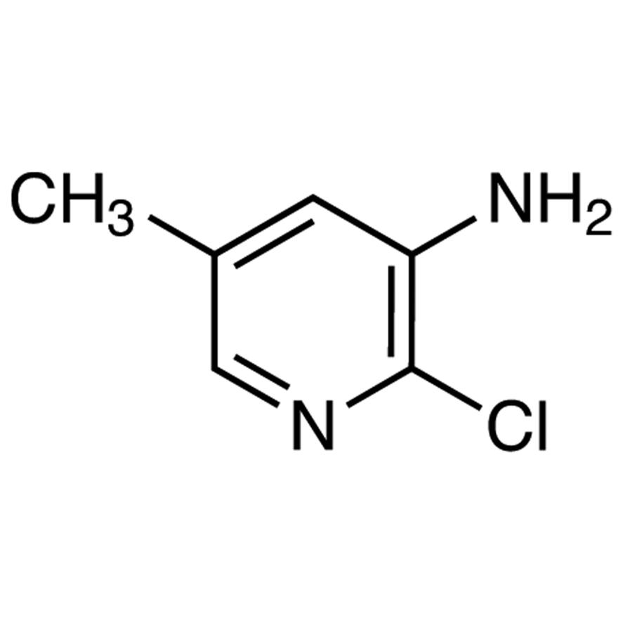 3-Amino-2-chloro-5-methylpyridine