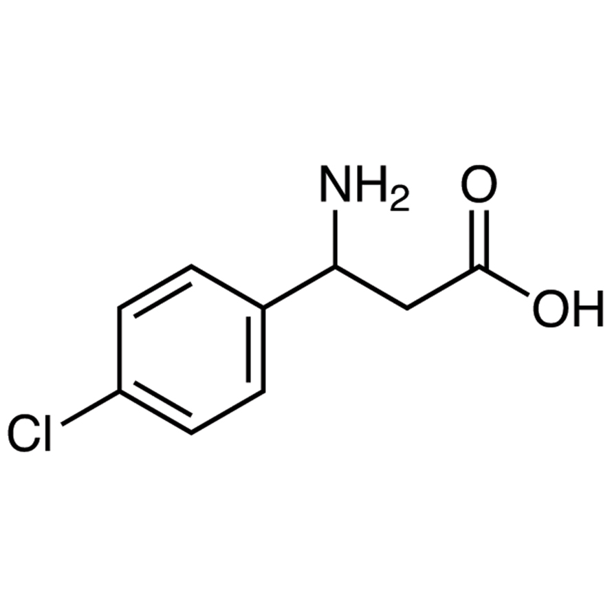 3-Amino-3-(4-chlorophenyl)propionic Acid