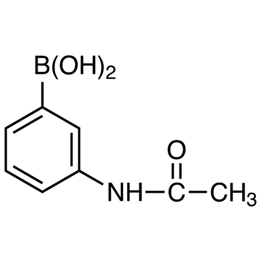 3-Acetamidophenylboronic Acid (contains varying amounts of Anhydride)