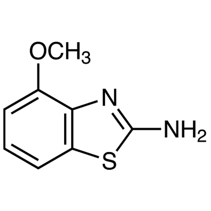 2-Amino-4-methoxybenzothiazole