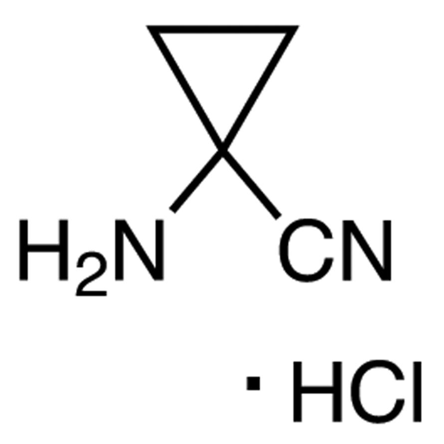 1-Aminocyclopropanecarbonitrile Hydrochloride
