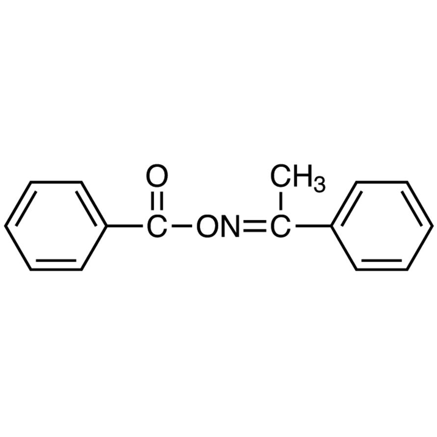 Acetophenone O-Benzoyloxime