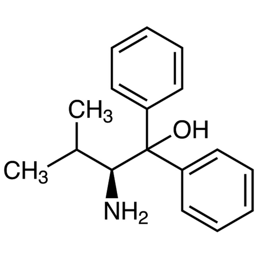 (S)-(-)-2-Amino-3-methyl-1,1-diphenyl-1-butanol