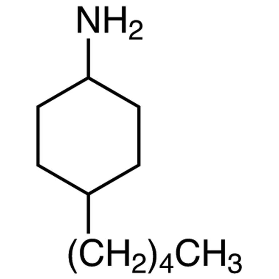 4-Amylcyclohexylamine (cis- and trans- mixture)