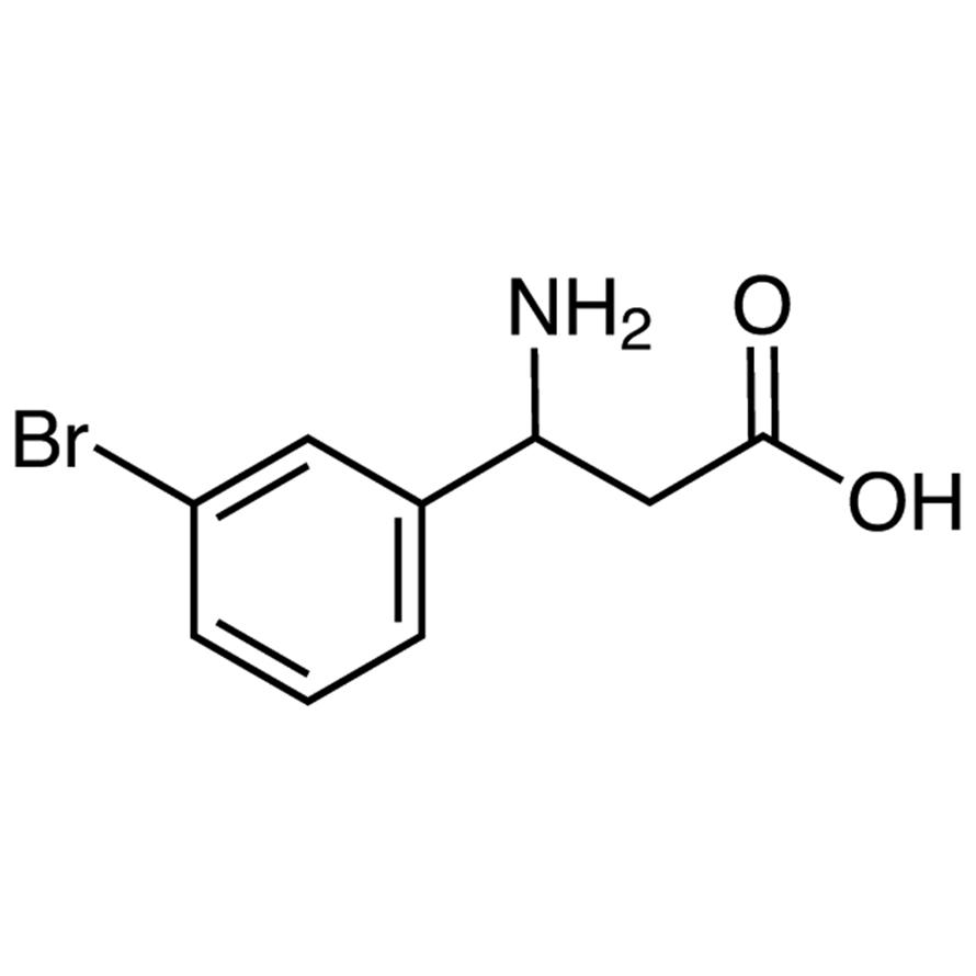 3-Amino-3-(3-bromophenyl)propionic Acid