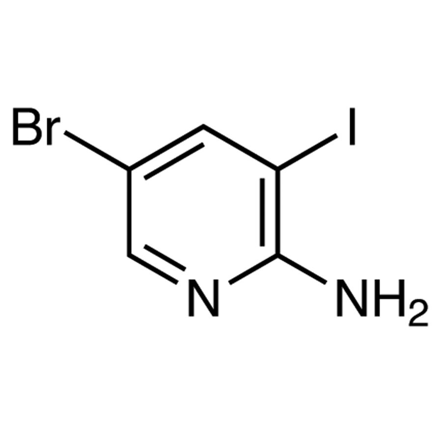 2-Amino-5-bromo-3-iodopyridine